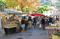 Les marchés aux couleurs et odeurs de Provence